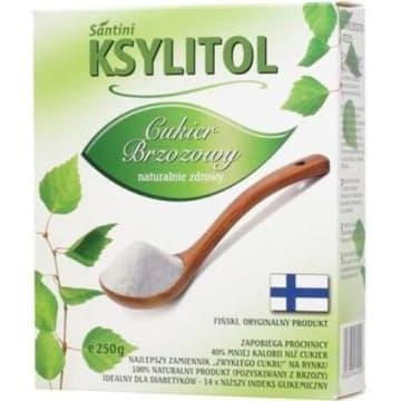 Cukier brzozowy - Ksylitol