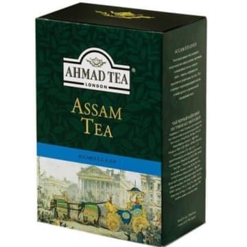 Czarna herbata liściasta Assam 100g - Ahmad Tea