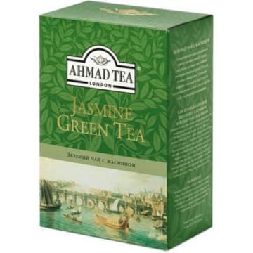 Zielona herbata jaśminowa – Ahmed Tea łączy charakterystyczny smak z delikatnością kwiatów.