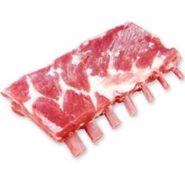 Żeberka mrożone – Frisco Fresh to doskonała podstawa dań z grilla oraz sosów.