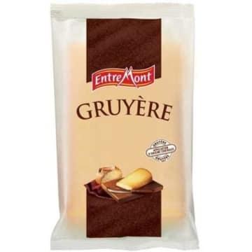 Ser francuski Gruyere w kawałku - Entremont