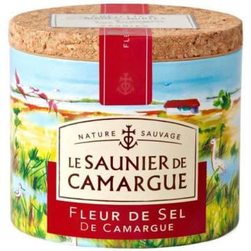Kwiat Soli - Le Saunier De Camargue Fleur de Sel