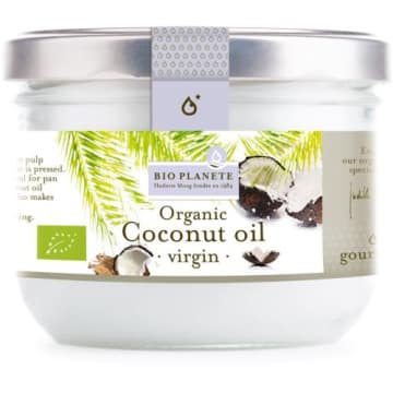 BIO PLANETE Olej kokosowy extra vergine BIO 200ml