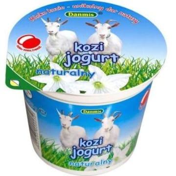 Kozi jogurt - Danmis. Pyszny, naturalny smak.