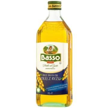 Olej z ryżu - Basso