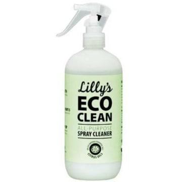 Cytrusowy płyn czyszczący - Lillys Eco Clean. Doskonały do czyszczenia wszystkich powierzchni.