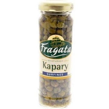Kapary będą dobrze komponować się z bazylią i czosnkiem. Nie należy zbyt długo ich gotować.