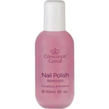 Zmywacz do paznokci– Constance Caroll. Sposób na właściwą pielęgnację paznokci.