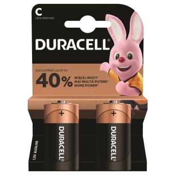 Baterie alkaliczne – Duracell. Urządzenia będą zasilone w każdym miejscu.
