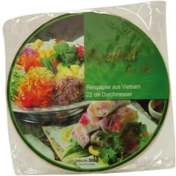 Papier ryżowy Ricefield z mąki ryżowej to podstawa wielu dań kuchni azjatyckiej.