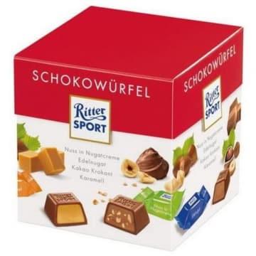 Czekoladki Schokowurfel