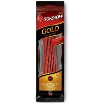 Kabanosy węgierskie - Sokołów Gold