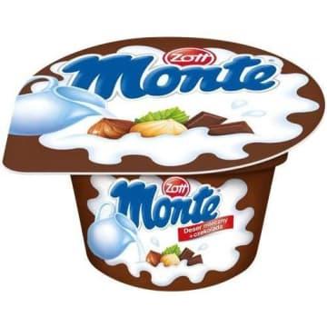 Deser mleczny Monte czekolada 150ml - Zott