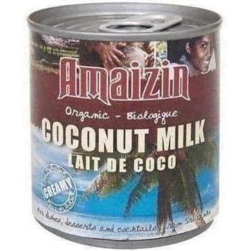 Mleko kokosowe 17% - Amaizin z powodzeniem zastąpi zwykłe mleko.