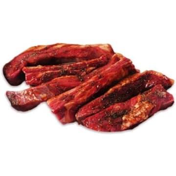 Paski żeberek schabowych w marynacie – Frisco fresh to idealne mięso na każde spotkanie przy grillu.