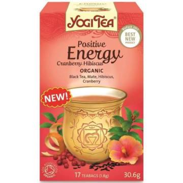 Herbata Pozytywna Energia - Yogi Tea