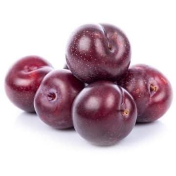 Importowane śliwki deserowe – Frisco fresh to lekko kwaskowate owoce z Włoch.