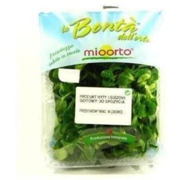 Roszponka - Mioorto. Niezwykła w smaku sałata, która jest doskonałym dodatkiem do sałatek.