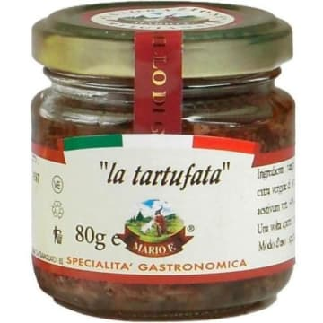 Pasta truflowa La Tartufala – Mario F. Świetny dodatek, który sprawdza się w wielu kuchniach.