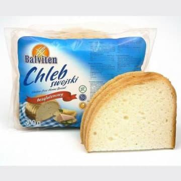 Swojski chleb bezglutenowy – Balviten to delikatne, kuszące smakiem i zapachem pieczywo.