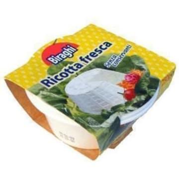 Ricotta świeży ser 250g - Biraghi