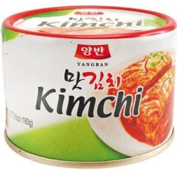 Kapusta Kim Chi 160g - Dongwon