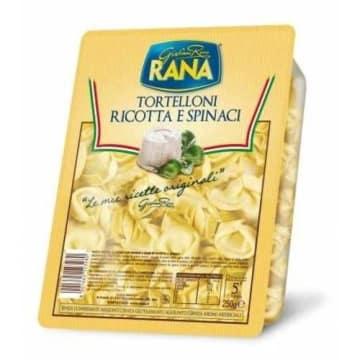 Świeże Tortellini z serem ricotta i szpinakiem - Rana