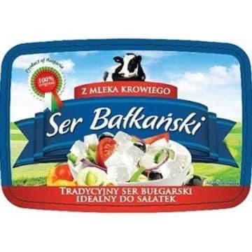 Ser bałkański z mleka krowiego - East Dairy. Ser o niezwykłym smaku.