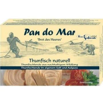 Tuńczyk w solance - Pan Do Mar. Tak dobry, że można go jeść samego.