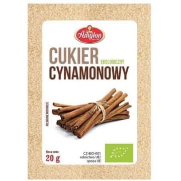 AMYLON Cukier cynamonowy BIO 20g