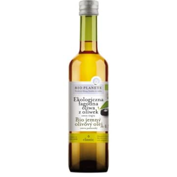 Oliwa z oliwek extra vergine (łagodna) - Bio Planete