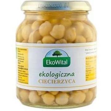 Ciecierzyca konserwowa - Eko Wital