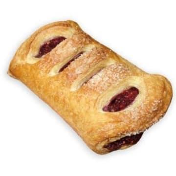Ciastko francuskie z maliną - Putka: świetna propozycja o każdej porze dnia