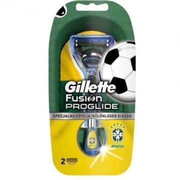 Gillette Fusion Proglide Maszynka + 2 wkłady (edycja specjalna). Precyzja i komport przy goleniu.