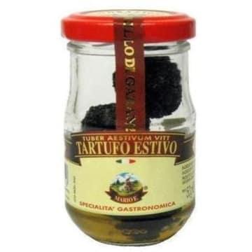 Trufle w całości – Mario F. Produkt powstały dzięki zachowaniu włoskiej tradycji przygotowywania.