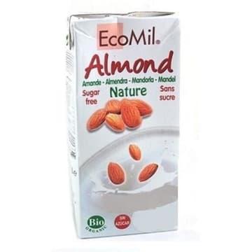 Napój migdałowy niesłodzony BIO - Ecomil