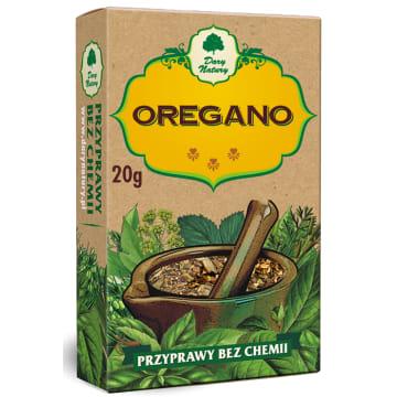 Oregano – Dary natury to popularna przyprawa kuchni włoskiej.