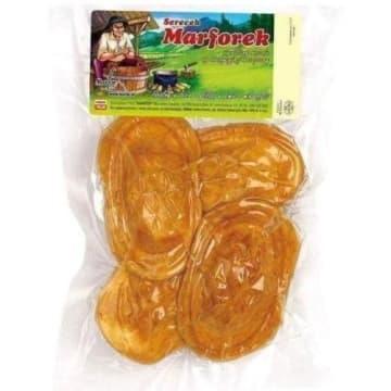 Serecek wędzony - Marfor wyprodukowany został w sposób ekologiczny.