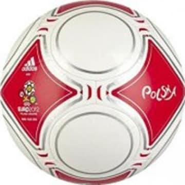 ADIDAS Piłka Euro 2012 Mini 0g