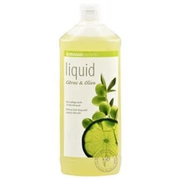 Mydło cytrusowo-oliwkowe w płynie Bio – Sodasan. Wyjątkowa pielęgnacja dłoni.