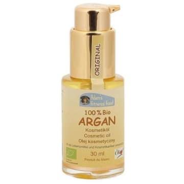 Kosmetyczny olej arganowy - Adam_Ats Fitness Food. Wzmacnia i nawilża włosy oraz skórę.