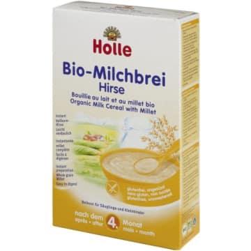 HOLLE Kaszka mleczno-jaglana EKO -  po 4 miesiącu 250g