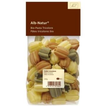 Ekologiczny makaron durum - Alb-Natur. Pochodzi ze składników ze sprawdzonych upraw.