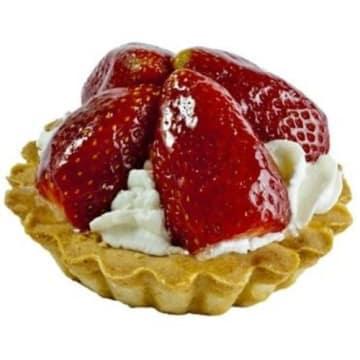 Putka - Babeczka truskawkowa to słodkie co nie co dla wielbicieli łakoci.