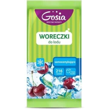 Gosia - Woreczki do lodu samozamykające. Gwarancja najlepszej jakości.