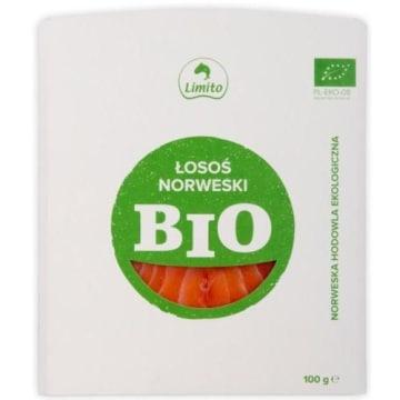 Łosoś Norweski wędzony - plastry - Limito