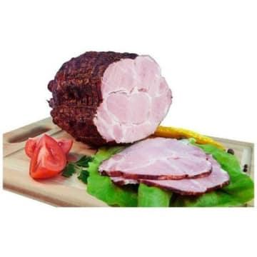Baleron Zbójnicki Wierzejki powstał z mięsa najwyższej jakości. Posiada pyszny aromat.