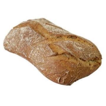 Chleb pasterski - Putka posiada przyjemnie chrupiącą skórkę. Jest mocno nawodniony.