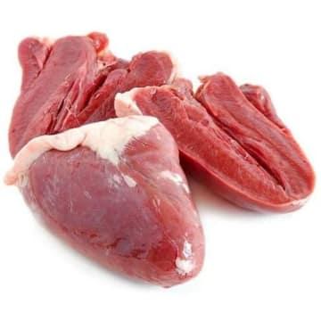 Serca kurczaka – Frisco Fresh stanowią bogate źródło białka zwierzęcego, żelaza i witamin z grupy B.