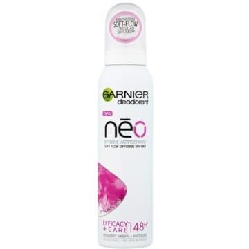 Garnier Neo - Antyperspirant w spray Floral Touch 150ml. Skuteczna ochrona przed potem.